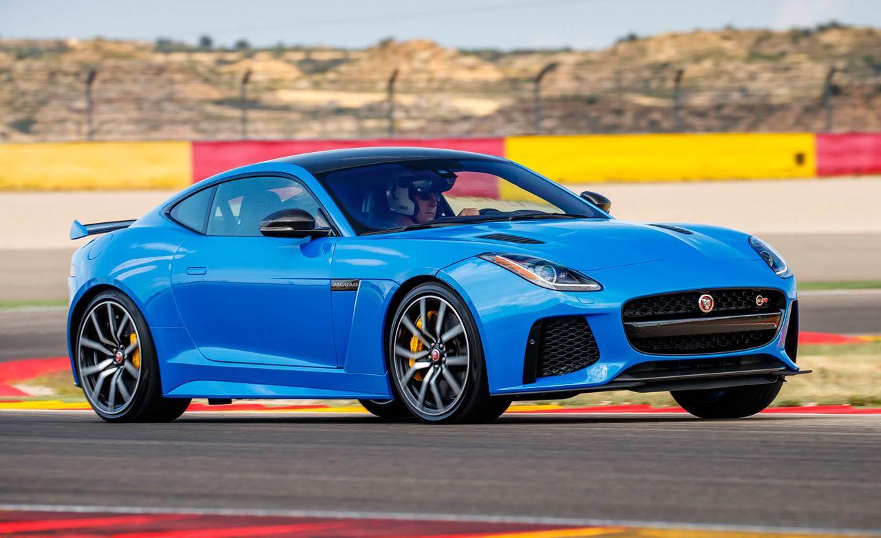 2017 Jaguar F Type Svr Jaguar F Type Jaguar Jaguar Car
