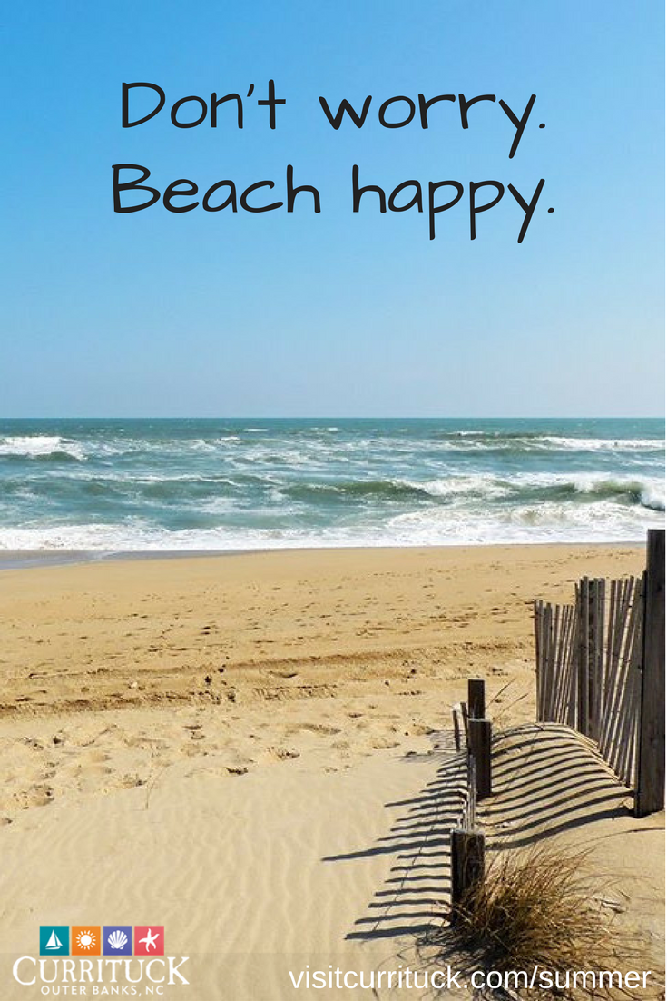 Summer in the Outer Banks Beach quotes, Beach signs, Beach