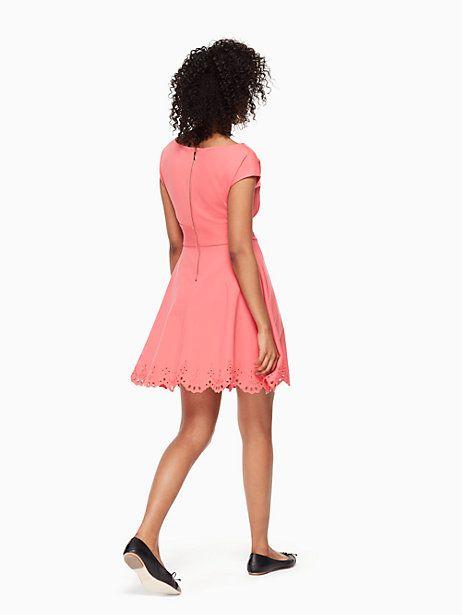 9649d1fd956 Kate Spade Cutwork Fiorella Dress