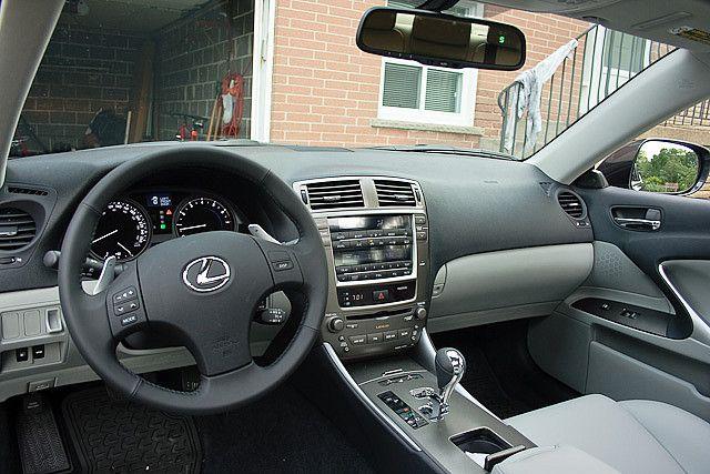 Lexus IS 250 interior | Lexus suv, Lexus, Lexus is250