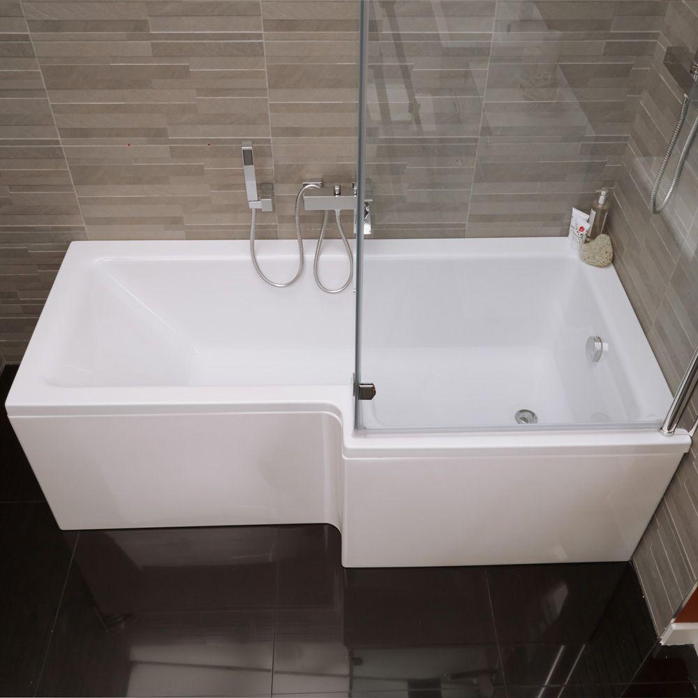 Bildergebnis für badewanne mit duschzone interiors pinterest