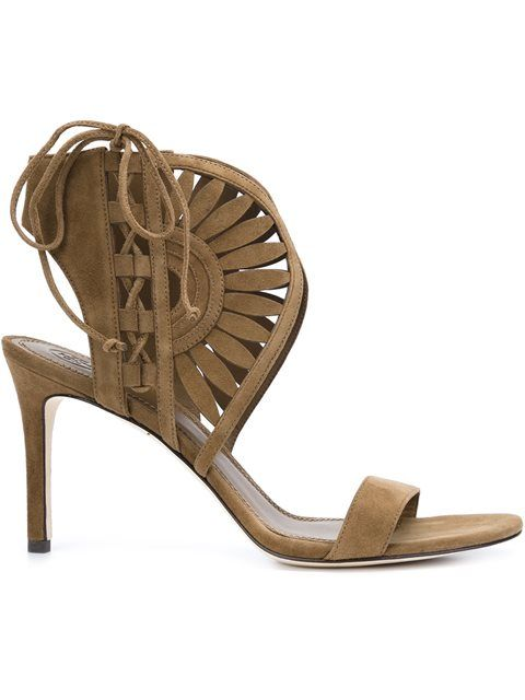 f3ab37aba3d7 Shop Tory Burch laser cut detail sandals in Tootsies from the world s best  independent boutiques at farfetch.com. Shop 400 boutiques at one address.