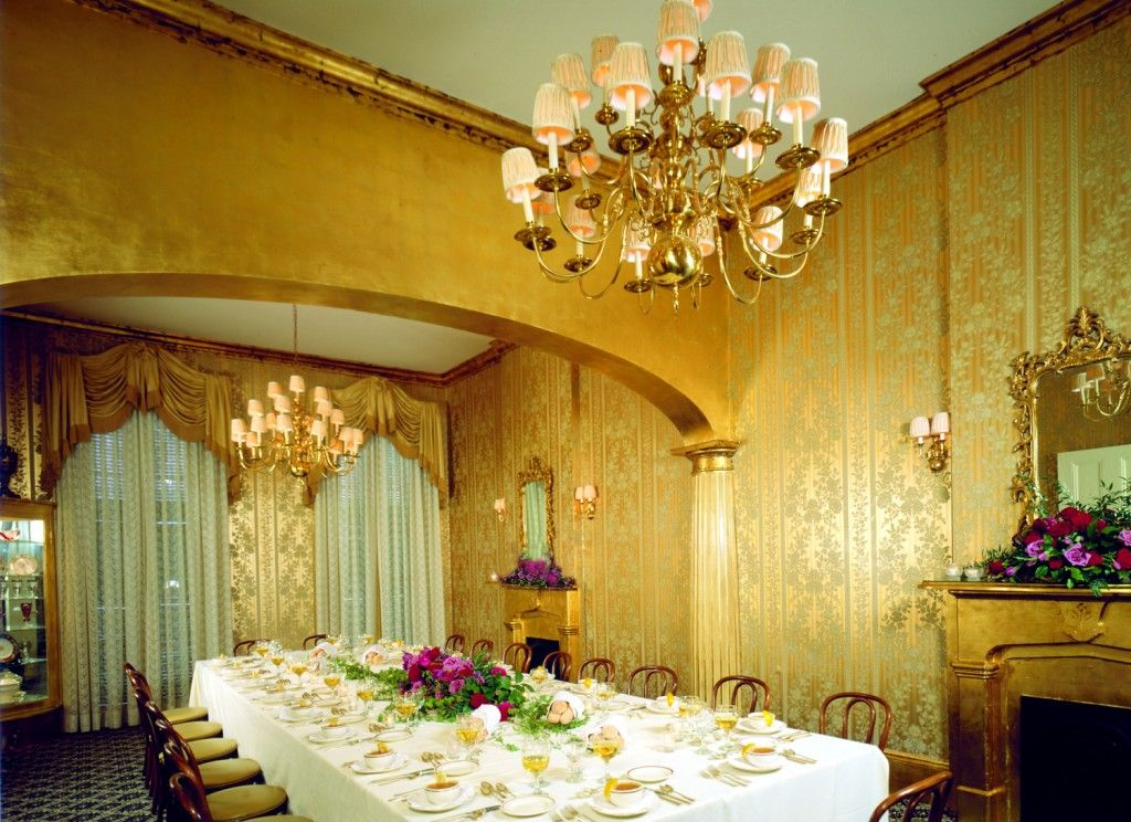 The Gold Room Gold Rooms Private Dining Dining