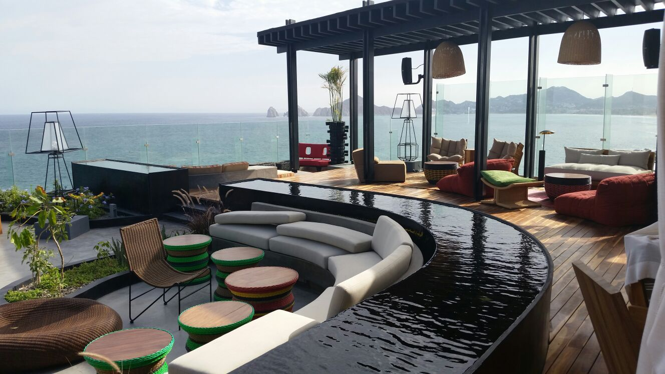 The Cape Thompson Hotel at Cabo San Lucas | Outdoor furniture sets ...