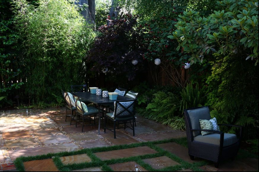 Formal Outdoor Dining Space In Mill Valley With Images Outdoor