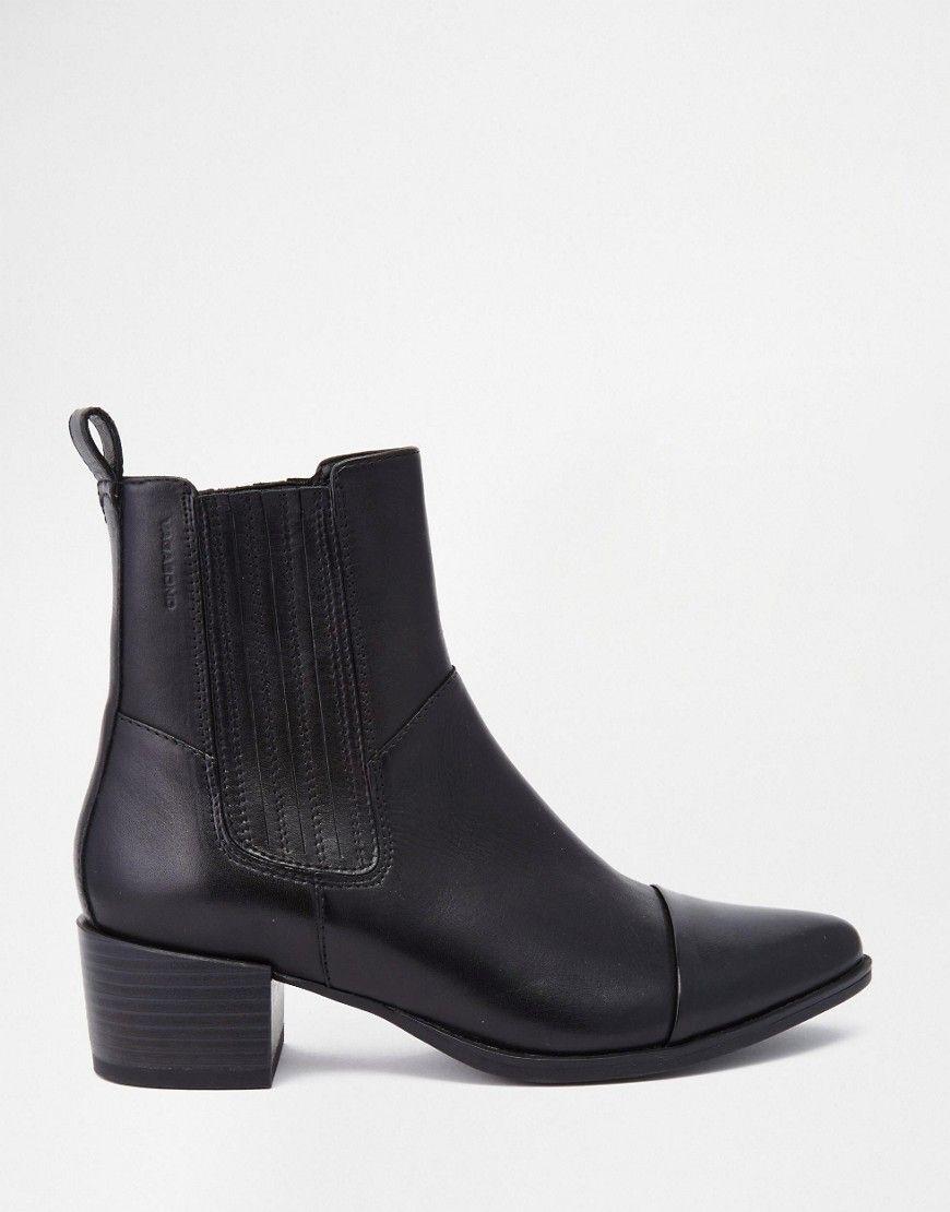 00ebb794d912 Vagabond+Emira+Leather+High+Ankle+Boots