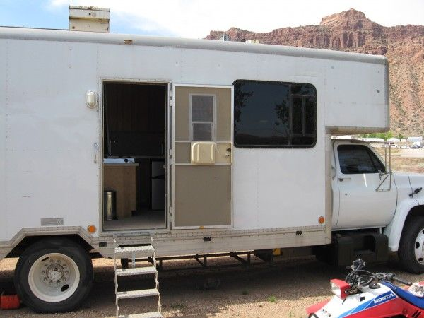 Cheap Rv Living Com Living In A Box Van Truck Camper Recreational Vehicles Camper Van Conversion