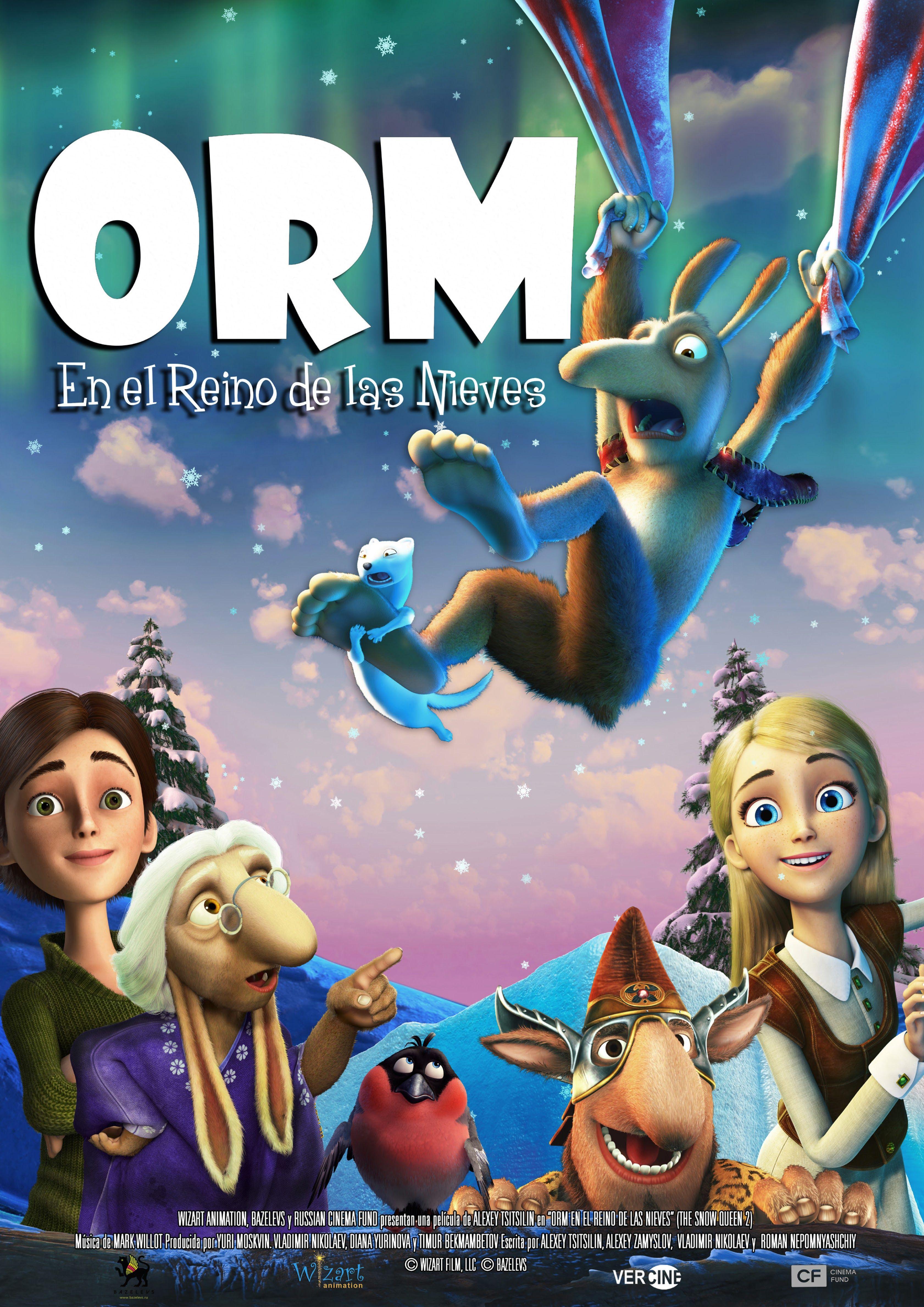 ORM en el Reino de las Nieves Cine para niños, El niño