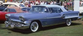 1958 Pontiac Convertible