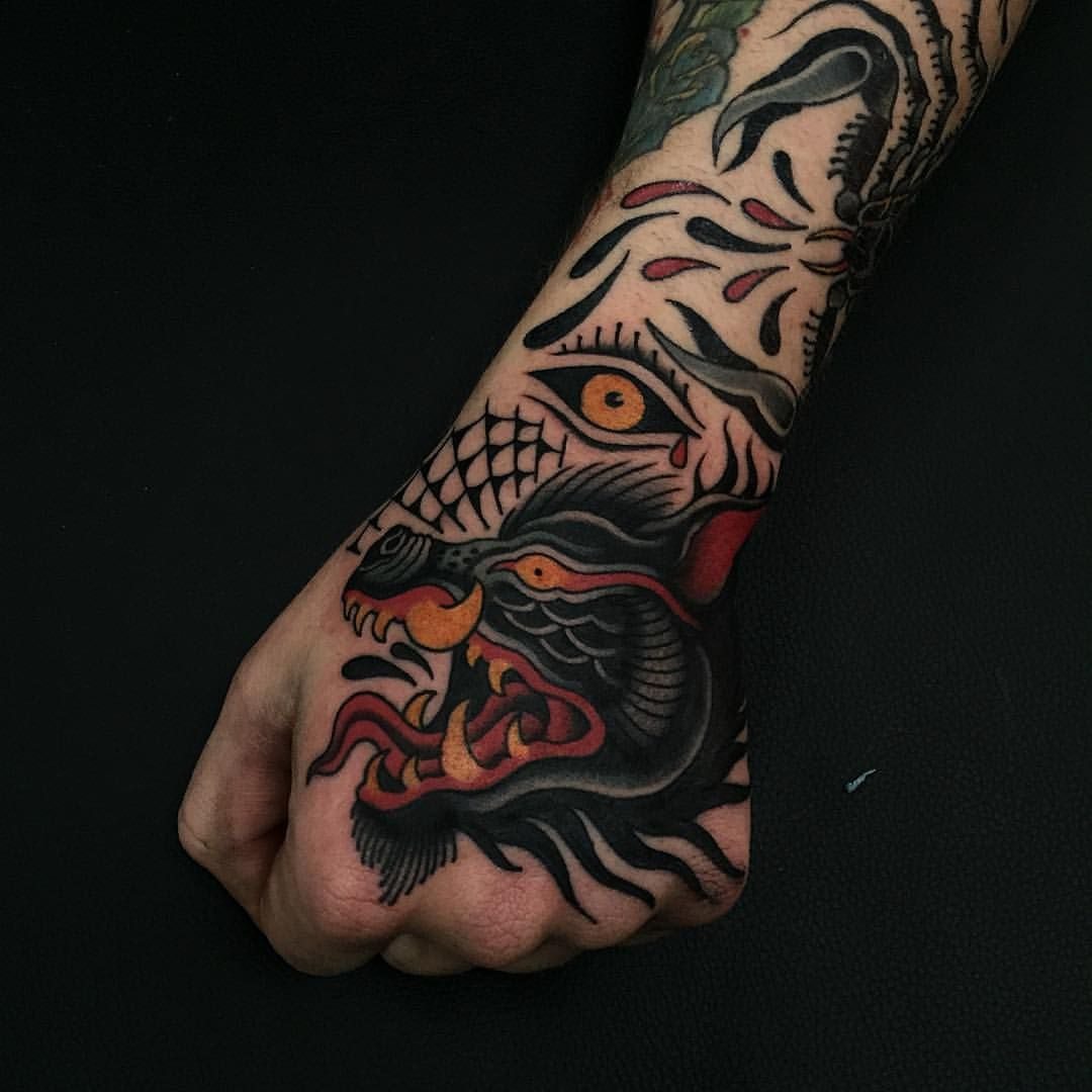 Flash footle old school tattoo designs traditional