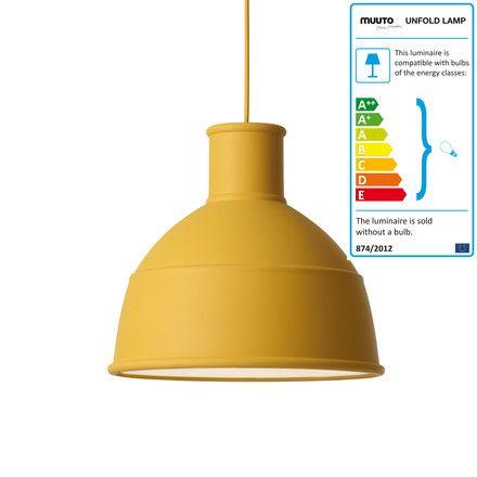 Muuto unfold pendant lamp mustard house interior pinterest muuto unfold pendant lamp mustard mozeypictures Choice Image