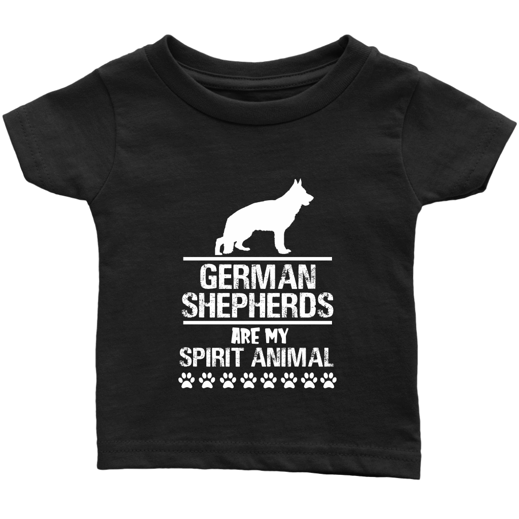 German Shepherds Are My Spirit Animal - Children's