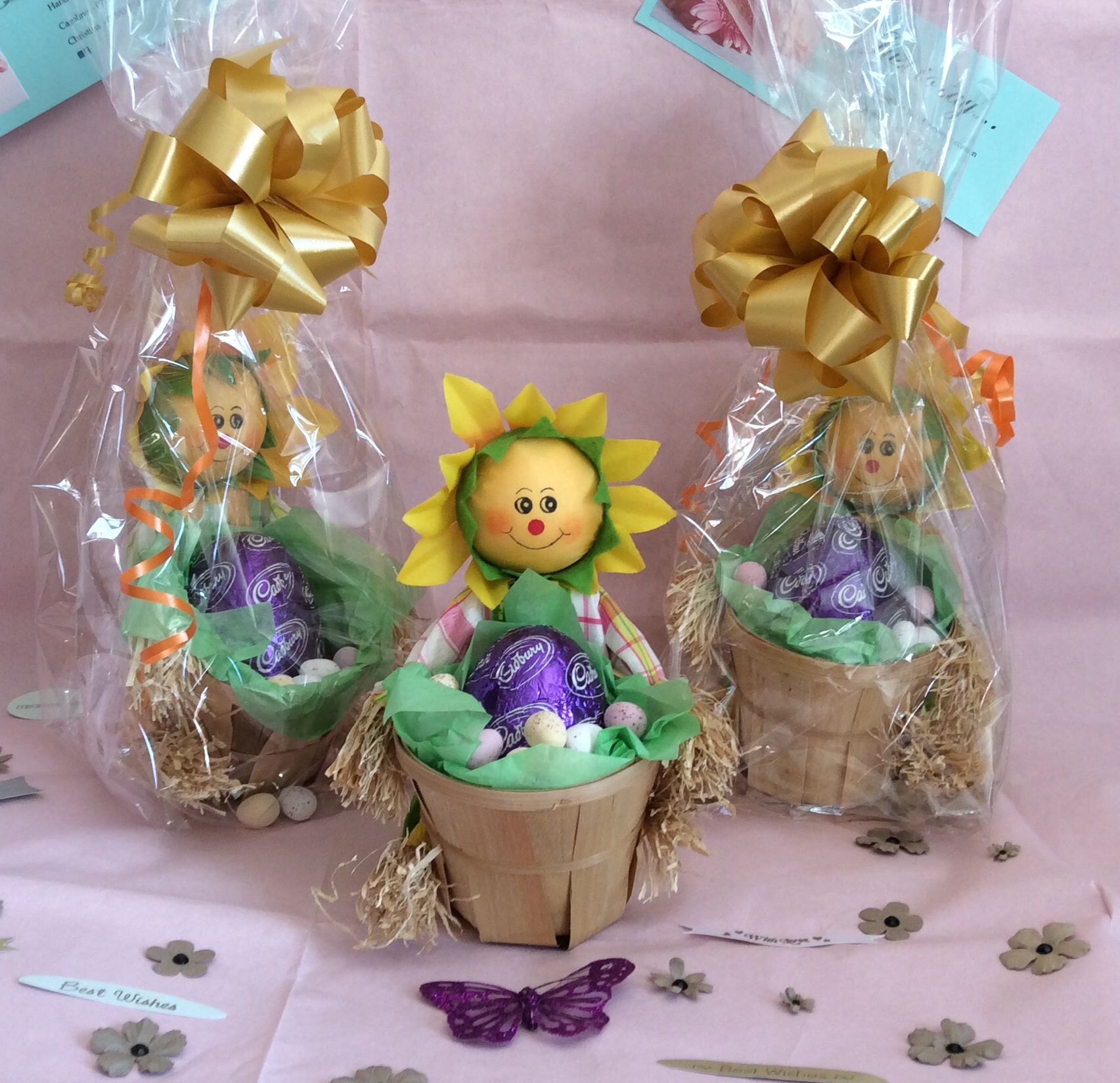 Sunflower plant pot easter gifts pinterest sunflower plant pot negle Choice Image
