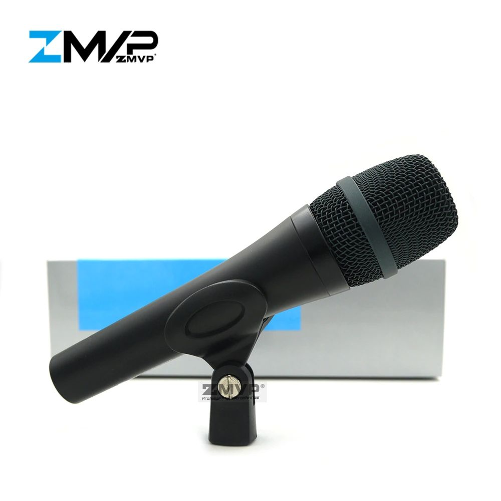 E945 Professional Super Cardioid Wired Microphone Karaoke Dynamic Mic Microphone Karaoke Mic