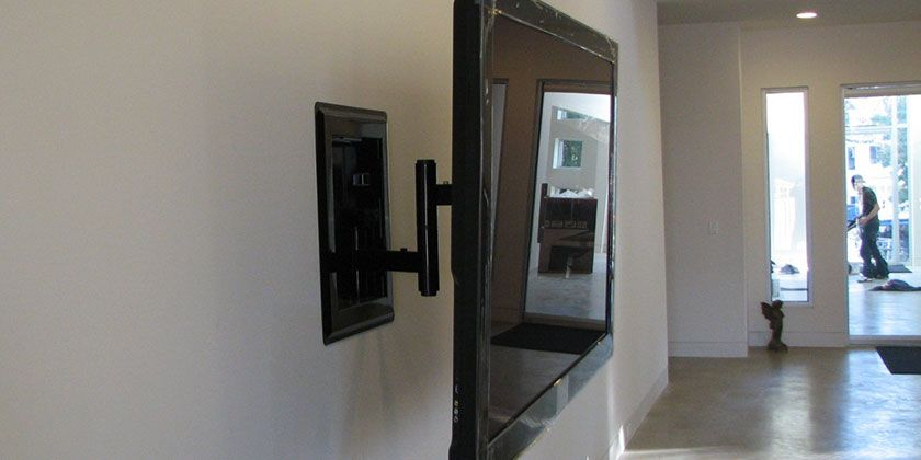 Types Of Flat Panel Tv Mounts How To Choose Which Is Right For You Mounting In Greenville Sc Call 864 881 6175
