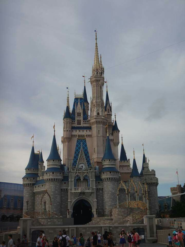 Disney's Magic Kingdom, Orlando Fl.