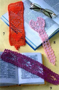 Ornate Lace Bookmark to crochet. 17 lace bookmark crochet pattern diagrams to follow. Cross crochet bookmark, angel bookmarks and lady motif crochet bookmark. Diagrams ONLY. More Patterns Like This!