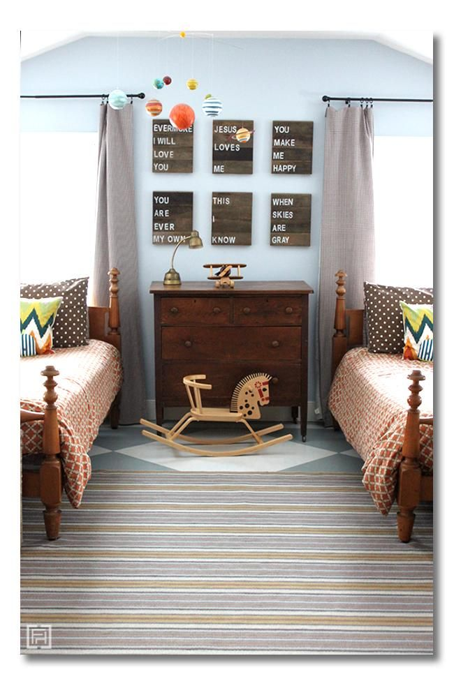 Boys Room Interior Design: Children's Room Ideas, Kids