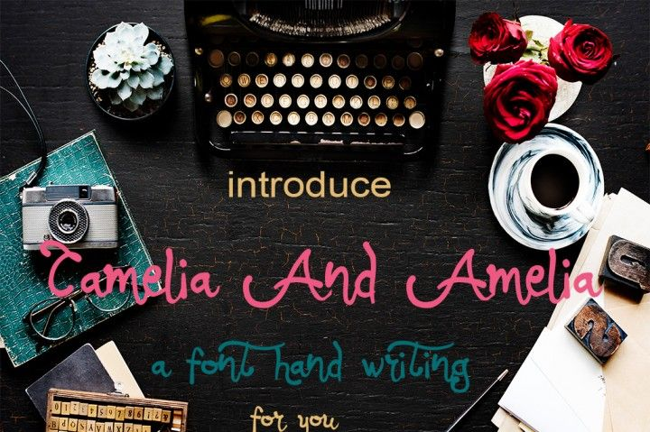 Camelia and Amelia By Lagotproject