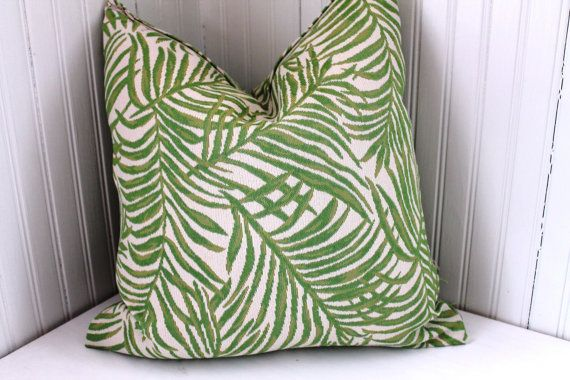 Taste of the Tropics Pillow Cover, 18 x 18