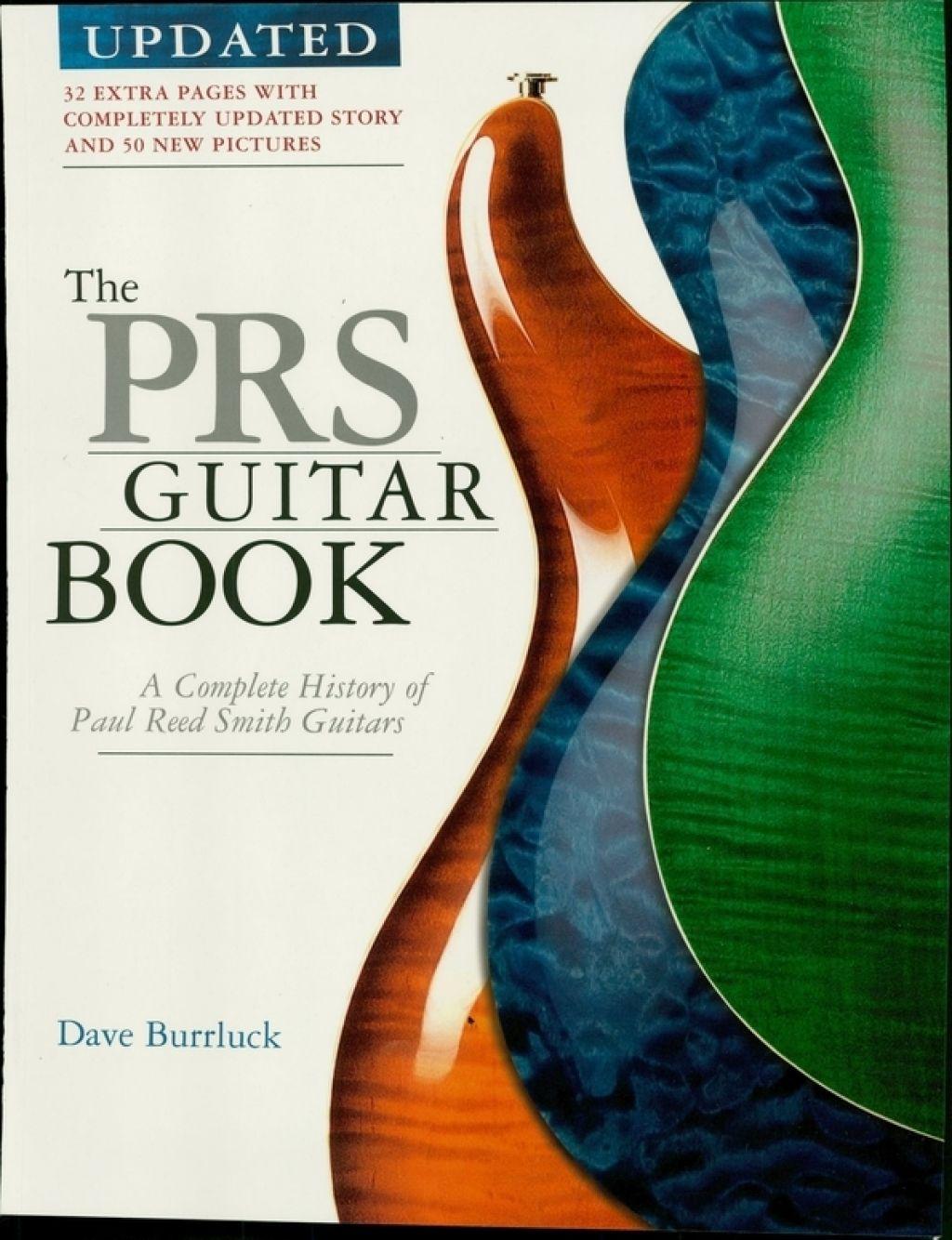 The PRS Guitar Book (eBook) #prsguitar