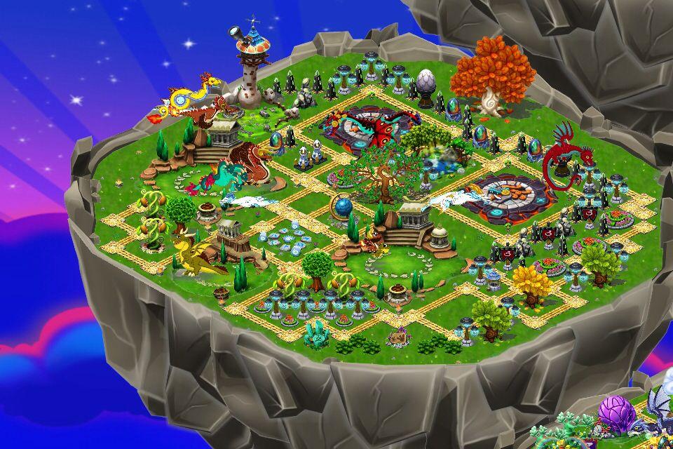 DragonVale Park ideas | Sprinkles, Food, Island