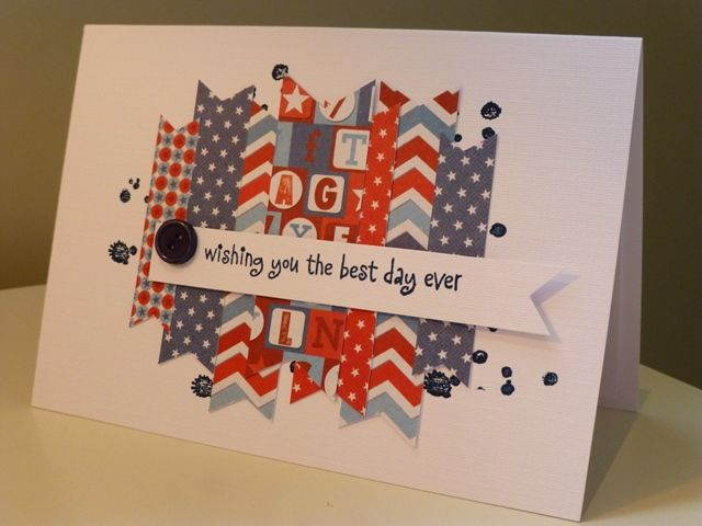 Pin By Lindsay Danley On Masculine Cards Birthday Cards Diy Homemade Birthday Cards Birthday Cards For Men