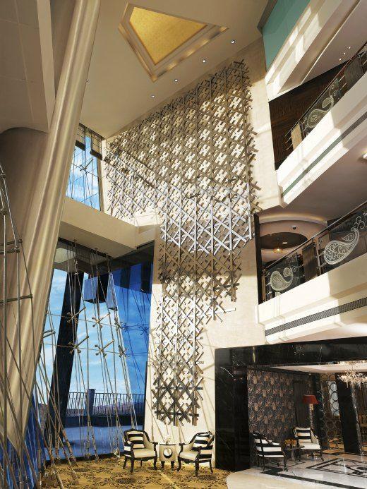 sofitel mumbai bkc mumbai india by bbgm architects interior design