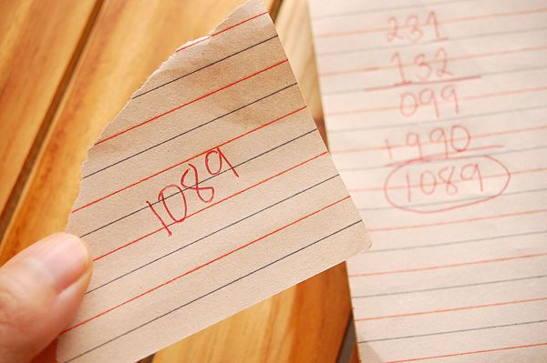 Do a Math Magic Trick | Math magic tricks, Math magic ...