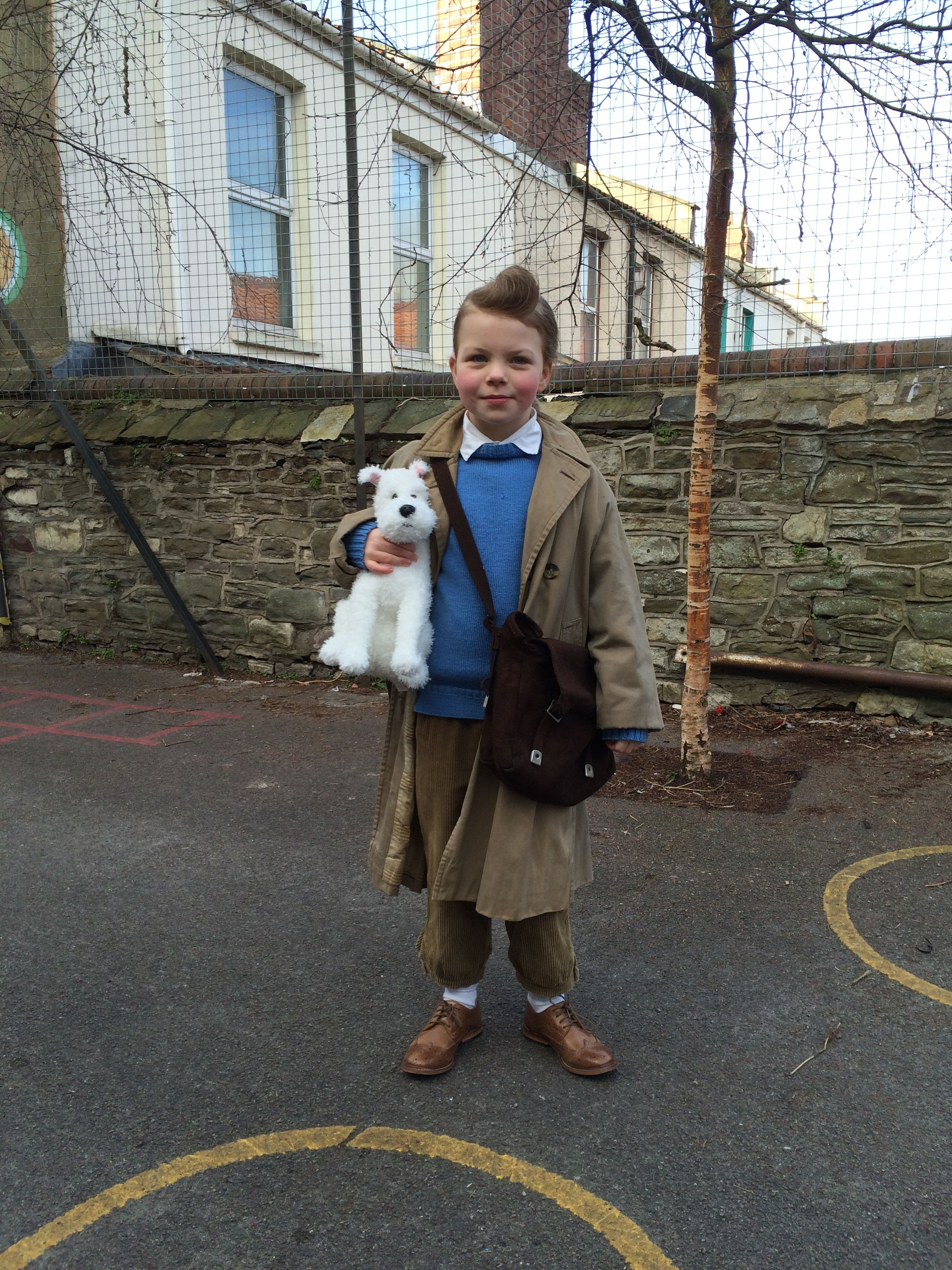 Tintin World Book Day Costume World Book Day Costumes Book