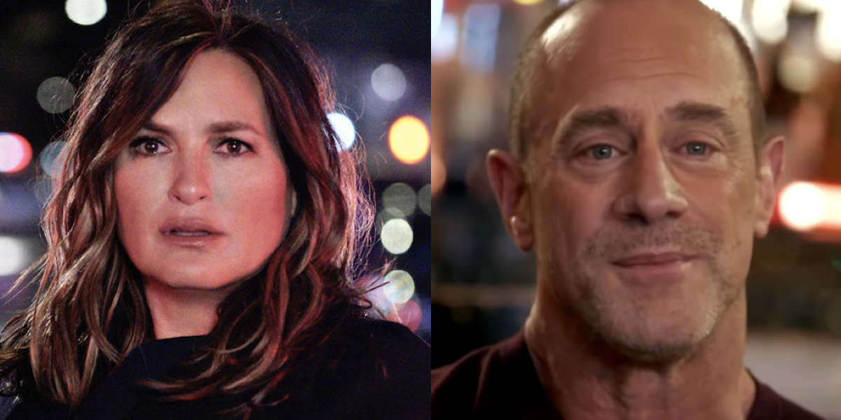 Why Law And Order Organized Crime Star Christopher Meloni Thinks Stabler And Benson S Svu Reunion Won T Be Satisfying In 2021 Benson And Stabler Svu Law And Order
