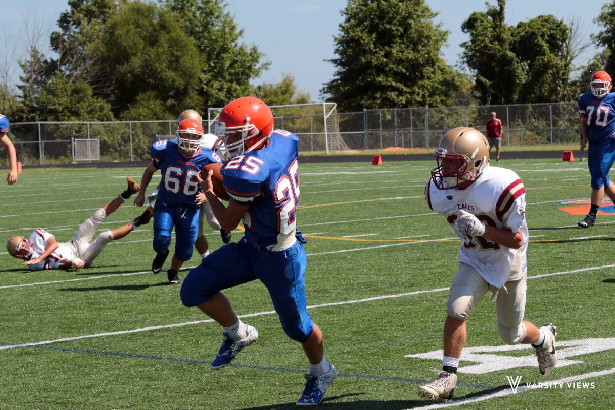 Check Out The Olentangy Orange Vs Bishop Watterson Picture Dom
