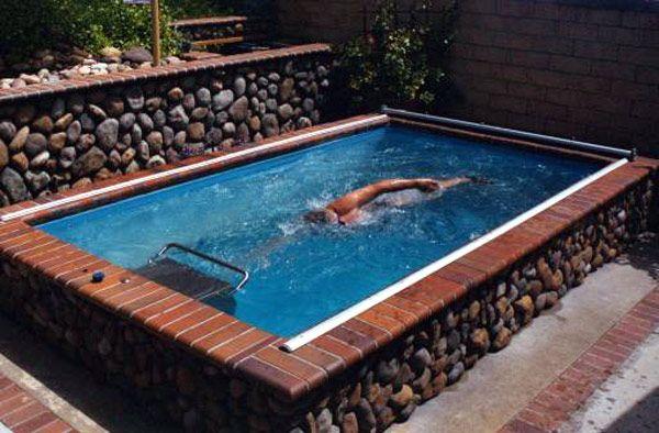 Piscina con onde controcorrente per nuoto in casa cose da