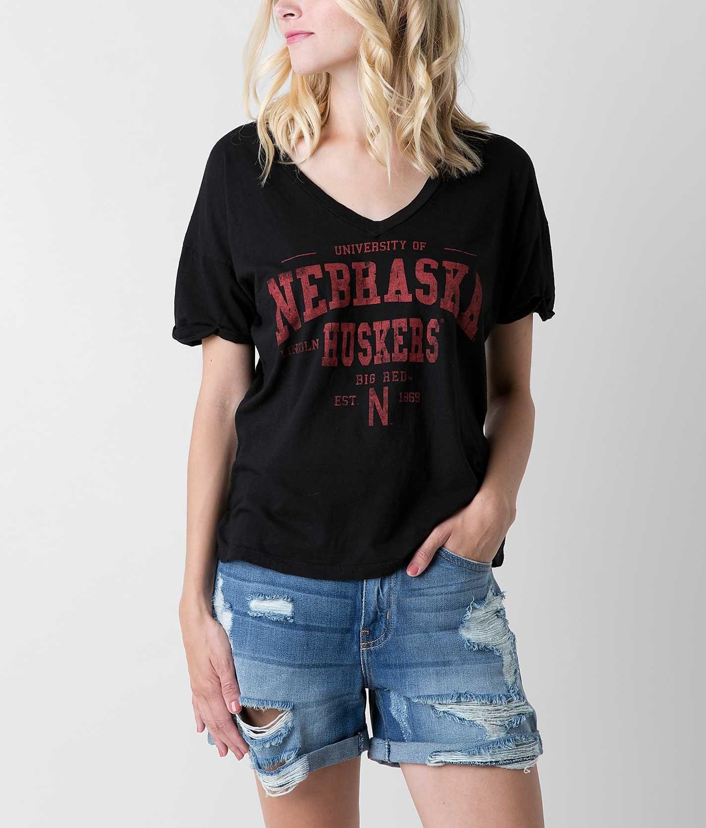 Retro Brand Nebraska T-Shirt - Women's Shirts/Tops | Buckle