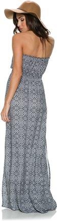 O'NEILL MARLEY STRAPLESS MAXI DRESS Image