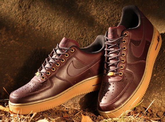 Nike Air Force 1 Low - Winter Workboot Pack - SneakerNews ...