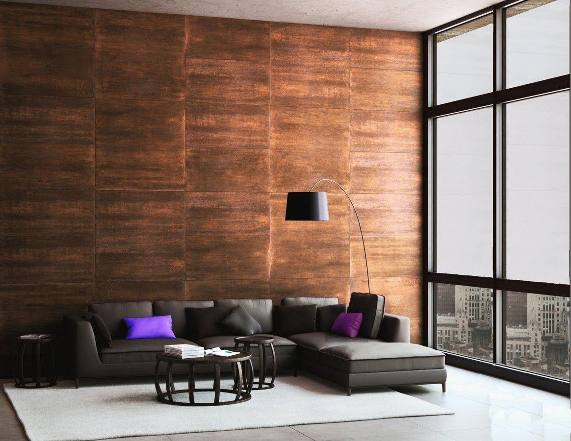 Acciaio corten materiale di grande tendenza for Outlet online arredamento design