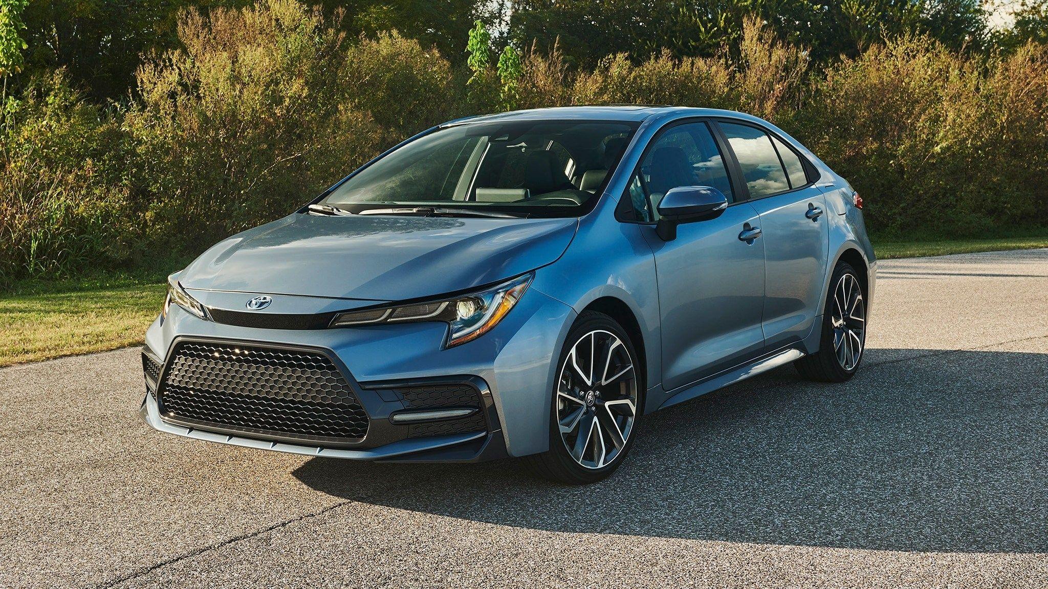 New 2020 Toyota Corolla Canada Toyota Corolla Corolla Toyota