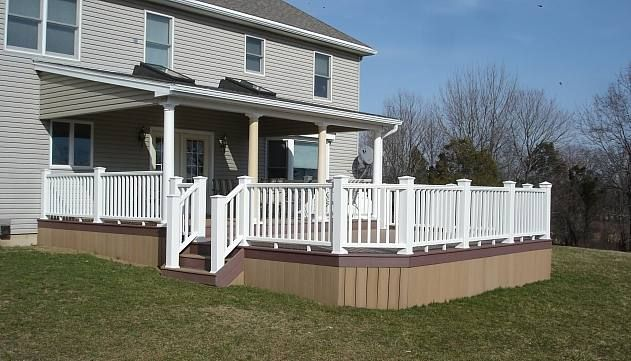 deck ideas on a budget covered designs pictures decks photos decking railing back porch design