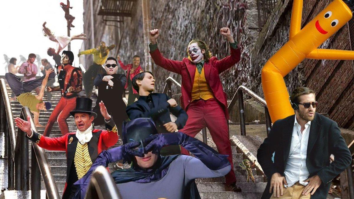 Joker Party Memes, Danke