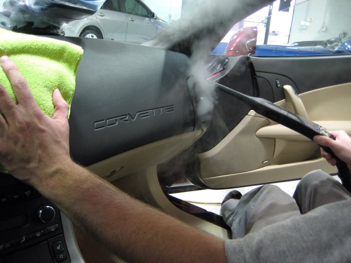 Most Effective Interior Car Cleaner Using Household