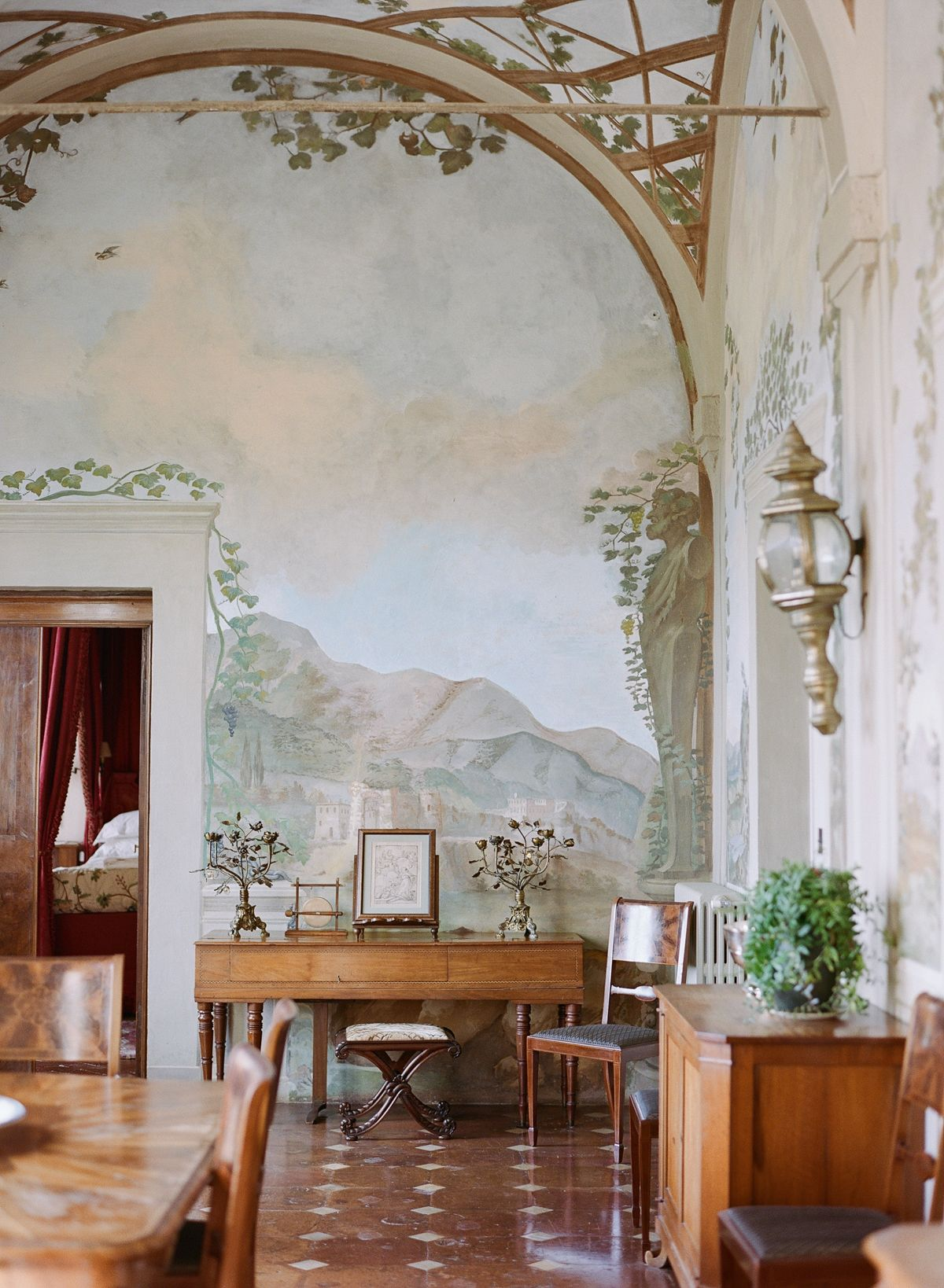 Luxury Italian Destination Wedding as Seen in Martha Stewart Weddings