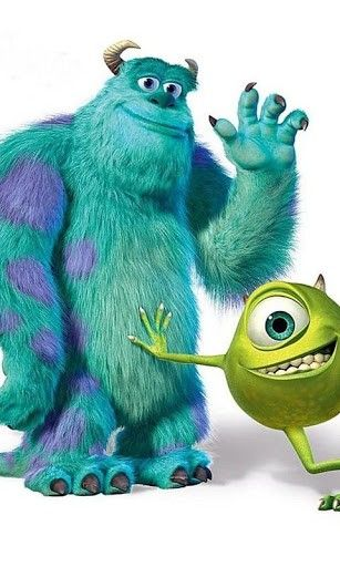 monsters inc wallpapers hd for android by anna mishina baby