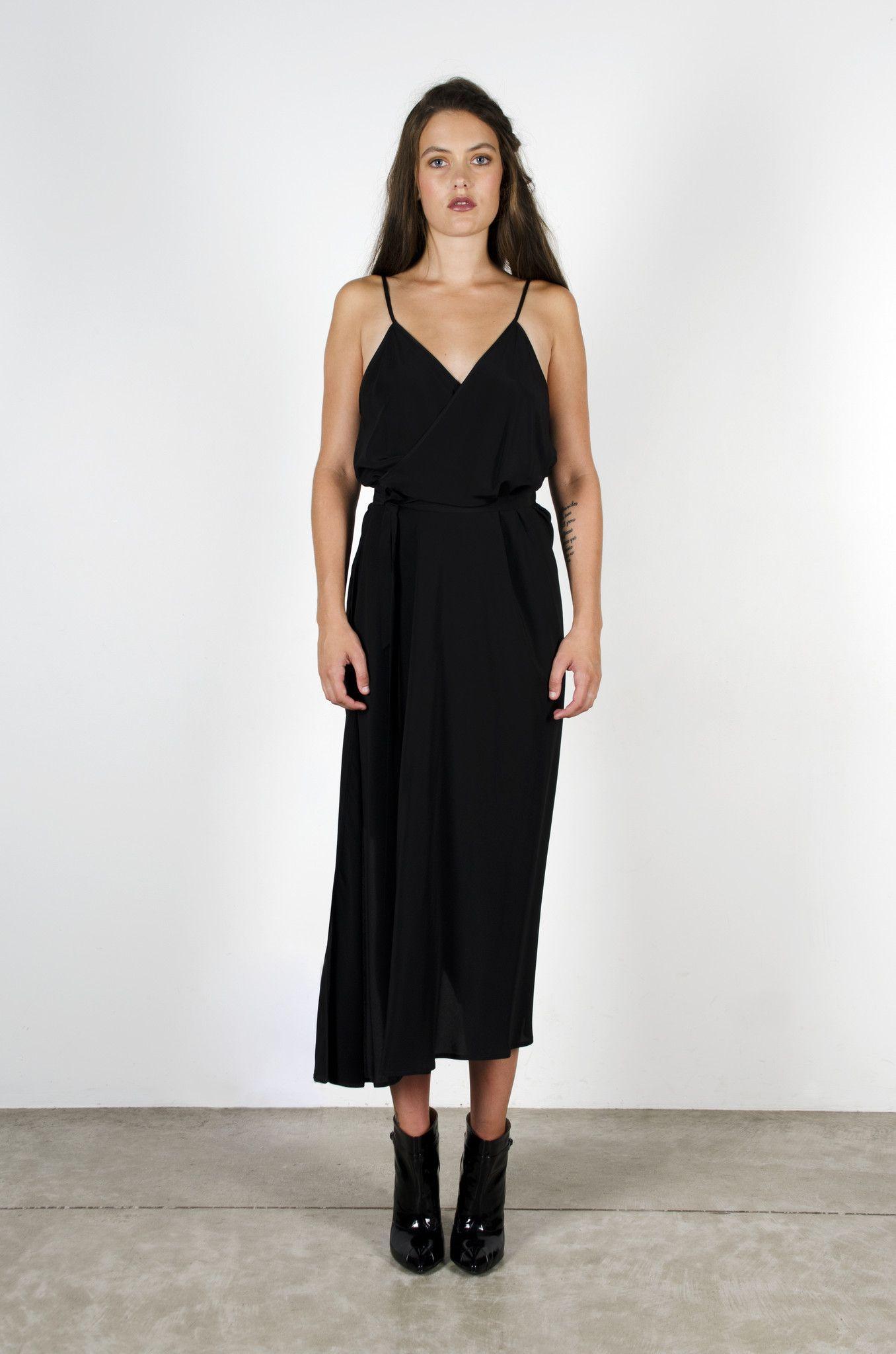 98a983314a58 Summertime Dress Black – Miss Crabb