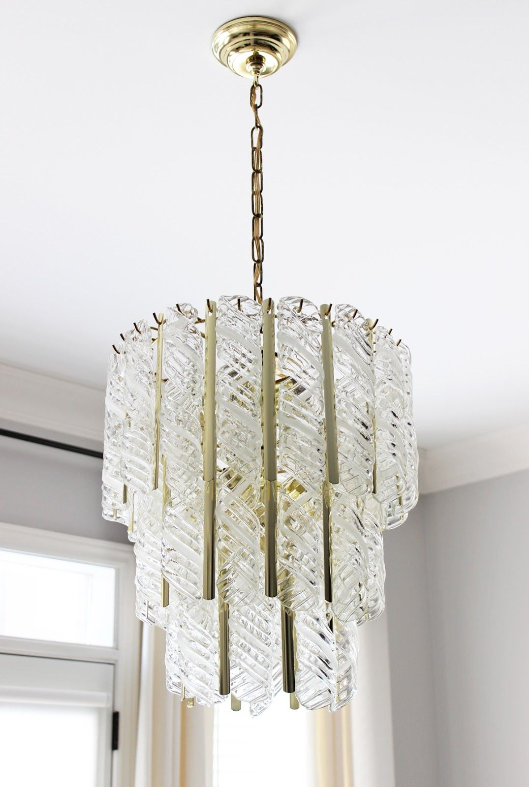 I Am Sure You Still Remember My Two Previous Scores Of These Fabulous Murano Chandeliers Here Just When Thought There S Nothing Else Tha