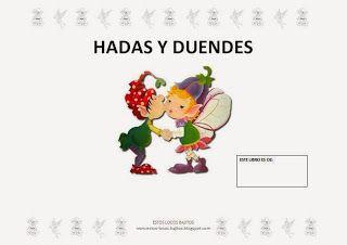 Fichas Del Proyecto De Hadas Y Duendes Hadas Duendes Maestra Infantil