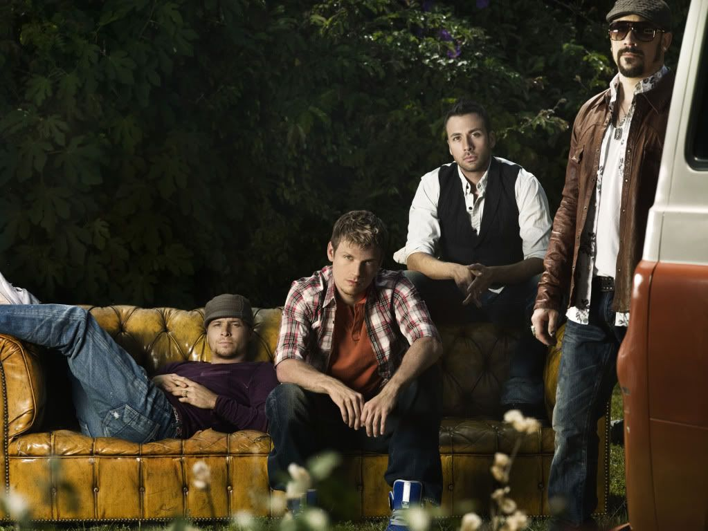 Backstreet Boys Head Out On Tour