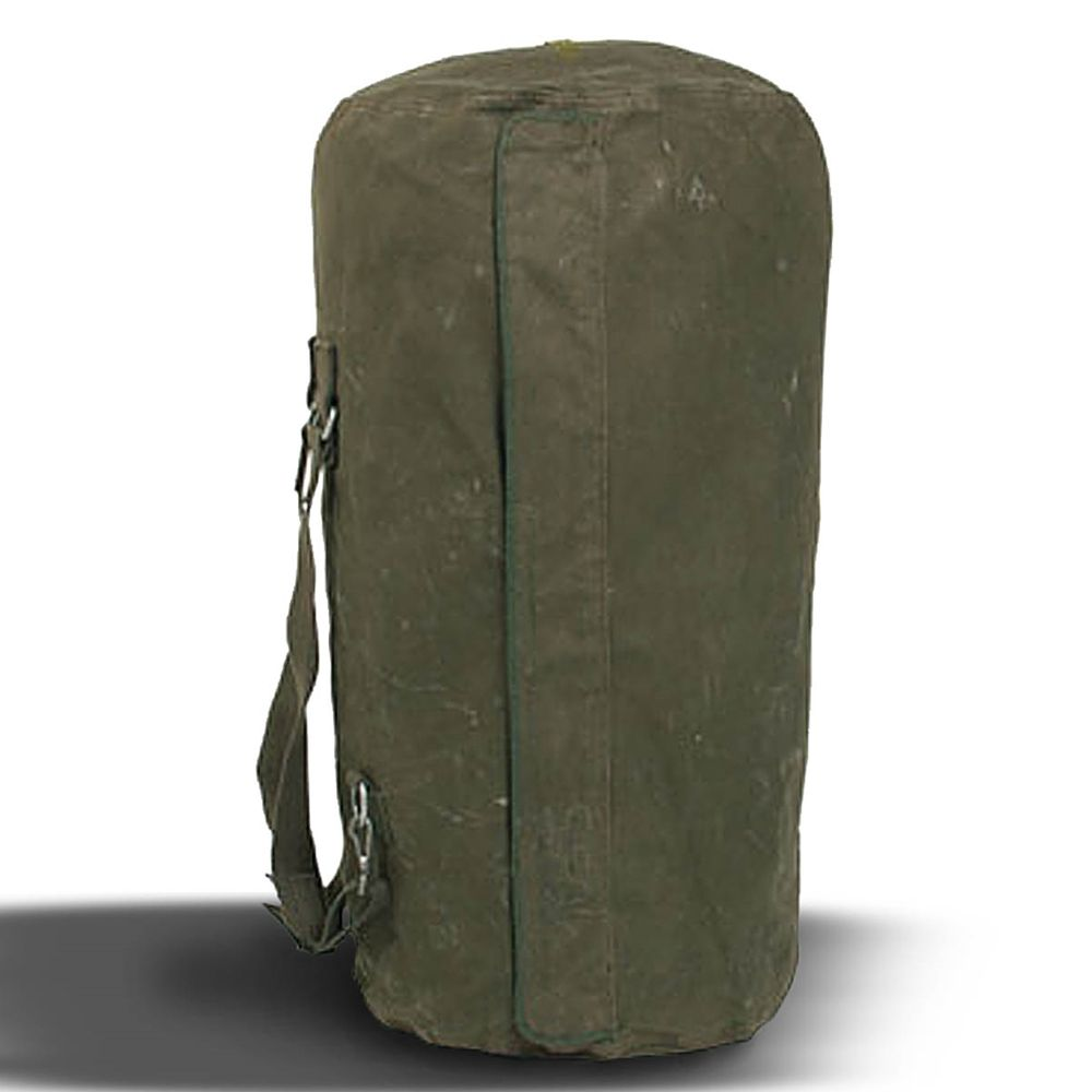 German Army Surplus Duffel Bag This