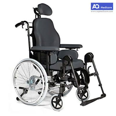 Aq Medicare Aq Medicare Reclining Wheelchair Whc6820 Manual