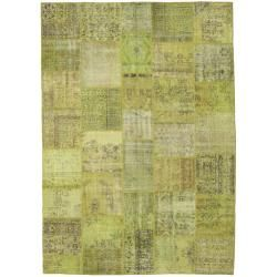 Photo of Patchwork Teppich 250×354 Moderner TeppichCarpetvista.de